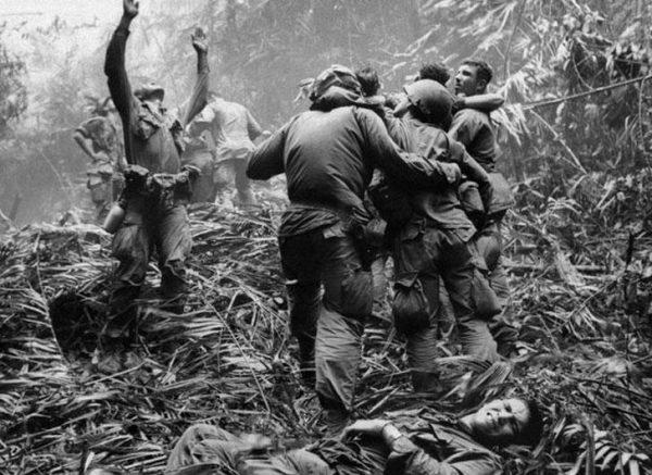 Rare Vietnam Flashback Photos Finally Resurfaced