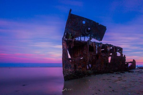 Mysterious Shipwrecks That Could Be Haunted!