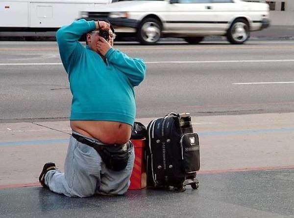 40 Worst Tourists Photos That Will Make You Laugh Out Loud