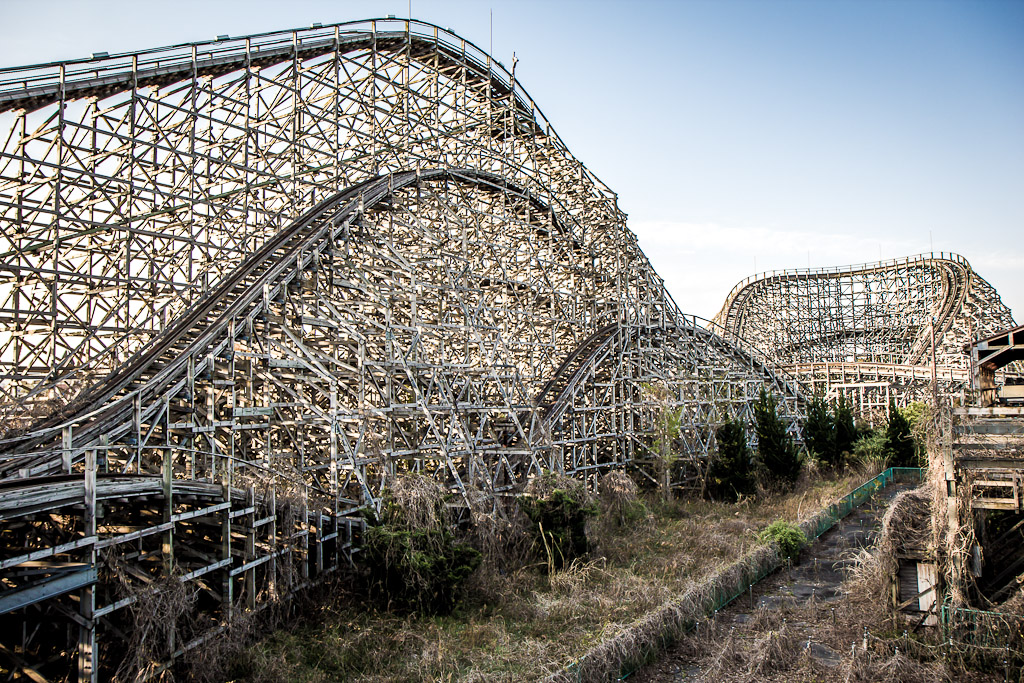 30 Creepy Abandoned Theme Parks From Around The World