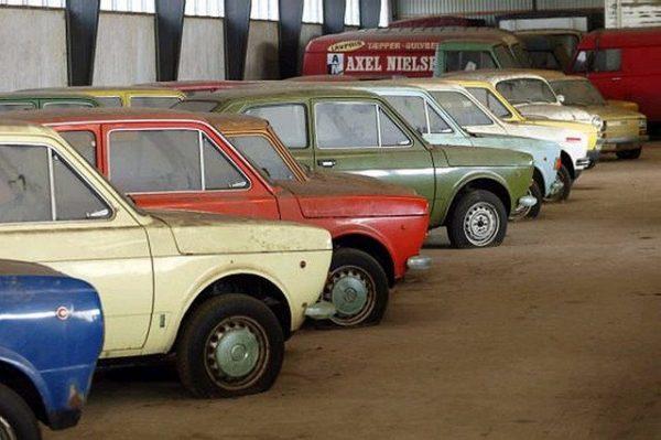 Abandoned Car Dealerships Photos