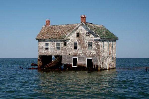 The Sad Story of Maryland's Underwater Island Is Sure To Break Your Heart