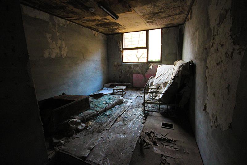 South Korea S Creepiest Abandoned Mental Hospital