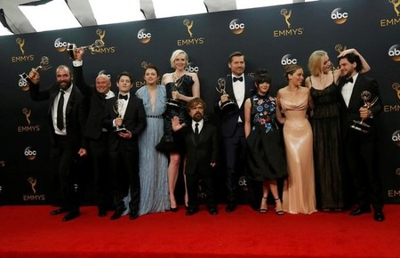 'Game of Thrones', 'Veep' win Emmys again, newcomers also feted