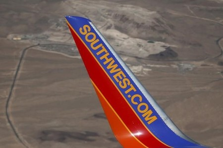 Southwest Airlines flight blows tire, returns to Los Angeles