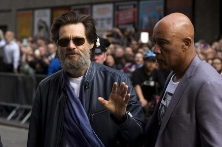 Actor Jim Carrey sued for wrongful death of ex-girlfriend