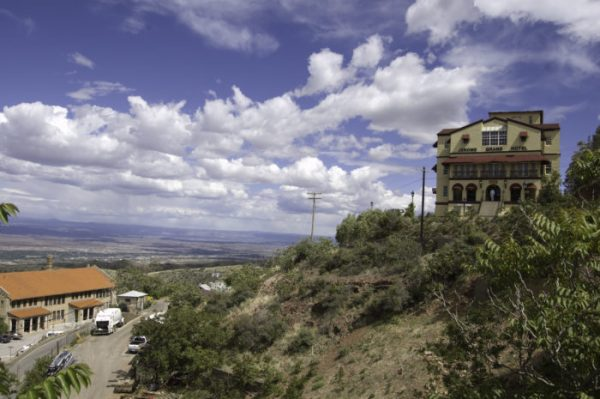 You Won't Believe the Creepy Backstory Behind This Haunted Hotel in Arizona