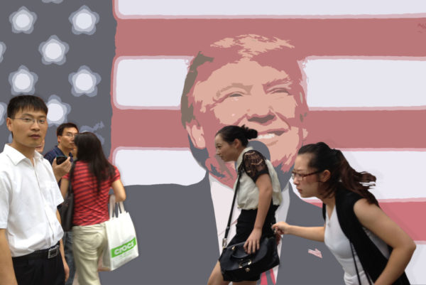 Donald Trump Damages Chinese Consumer Sentiment Towards American Brands, Although Preference Increases In Some Categories