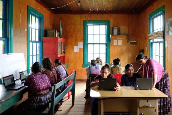 CHOICE Humanitarian, Microsoft Edge launch program to empower Guatemalan women