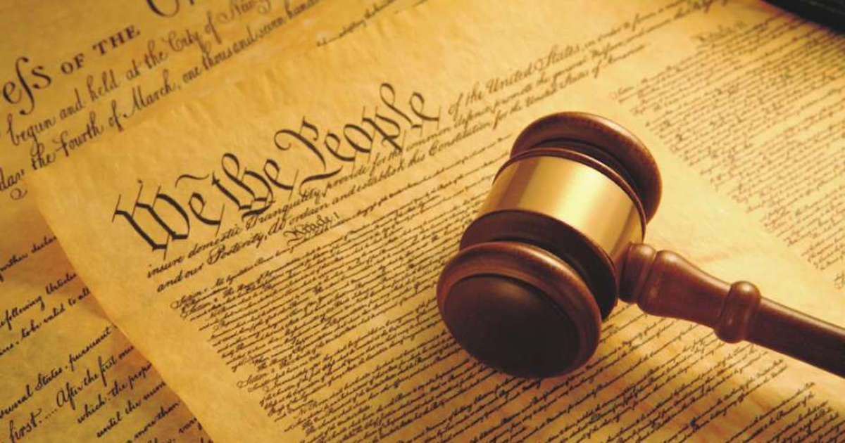 law and constitution