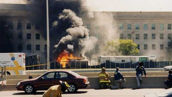 Rare, Never Before Seen Photos of the Pentagon After 9/11
