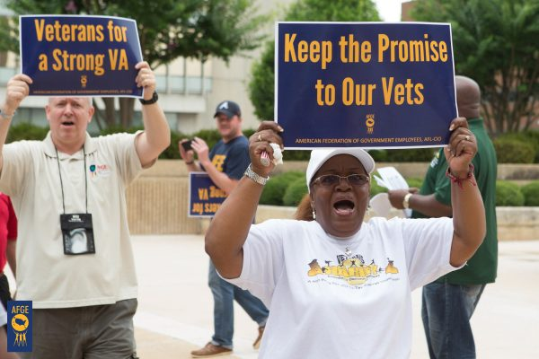 'You're Fired' Bill Scapegoats Frontline VA Workers and Politicizes Career Civil Service, Union Says