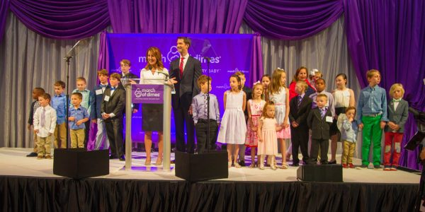 Members of Congress Unite to Support March of Dimes Gourmet Gala