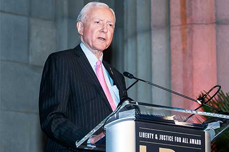 Senator Orrin Hatch, Chairman Of The Senate Finance Committee, To Address Washington, D.C. Transfer Pricing Conference June 7-8