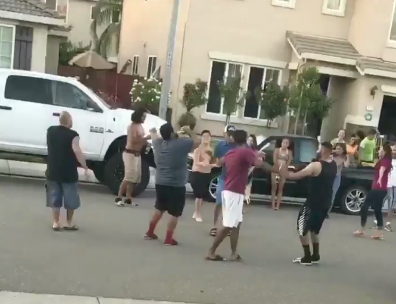 Video of Mexican and Punjabi 4th of July Celebration Goes Viral