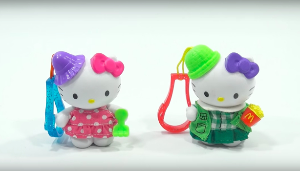 Popular Hello Kitty Toys : The most popular happy meal toy year you were born