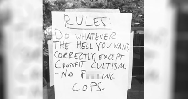 Atlanta Gym Owner Sparks Outrage With Controversial 'No Cops' Rule