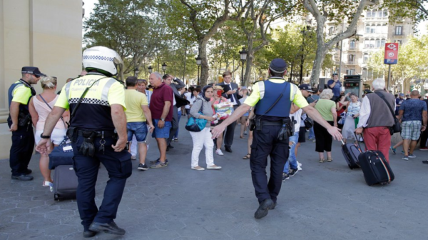 Attack on Barcelona: Van Driven Into Crowd Kills At Least 13; Islamic State Claims Responsibility