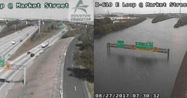 Hurricane Harvey: Houston Devastated as Catastrophic Flooding Paralyzes City; More Rain Expected