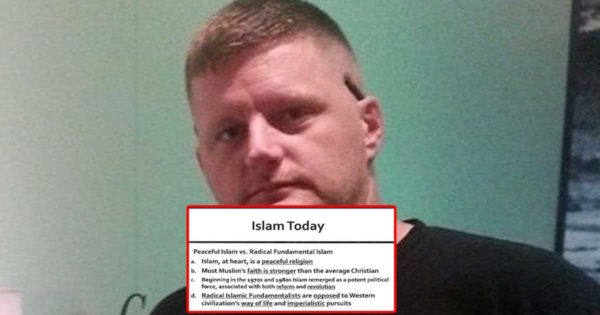 Ex-Marine Banned From Daughter's School for Threats After Objecting to Lessons on Islam