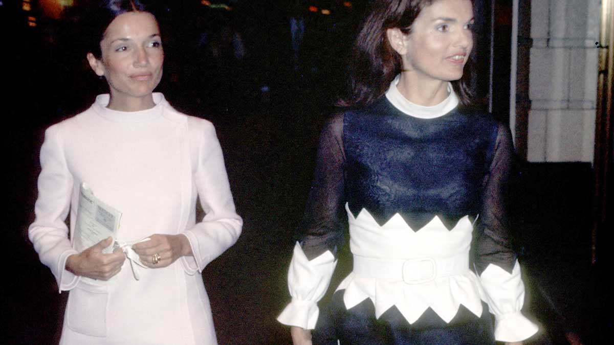Jackie Kennedy Fashion
