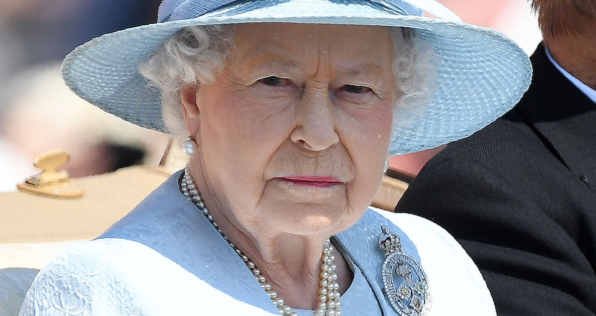 Queen Elizabeth only wears this shade of nail polish