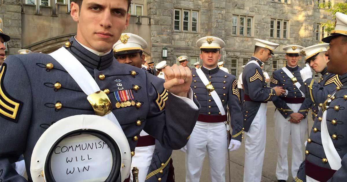 West Point Communism Will Win