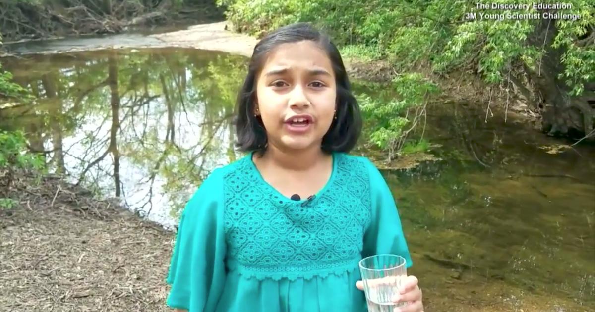 Gitanjali Rao flint water crisis