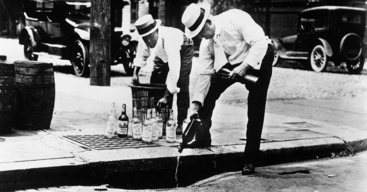 the effects of prohibition in the united states After a significant explosion in crime rates between the 1960s and the 1980s, the united states has experienced a steady decline in crime rates over the past twenty-five years.