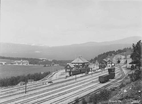 dombas-station