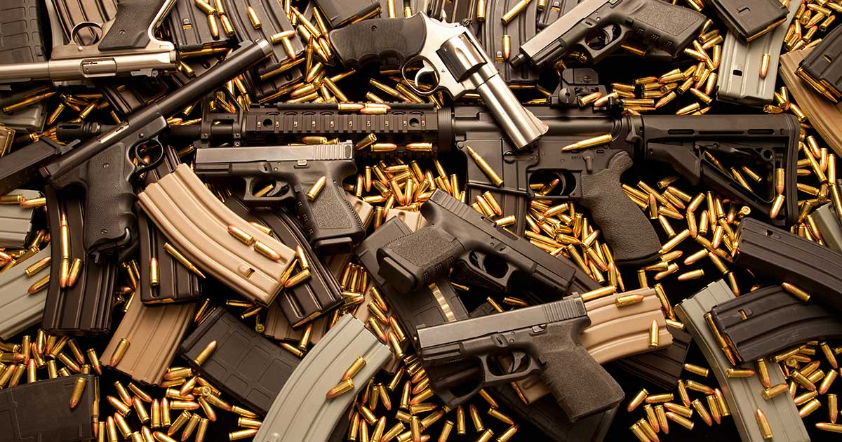 gun control reduces gun deaths