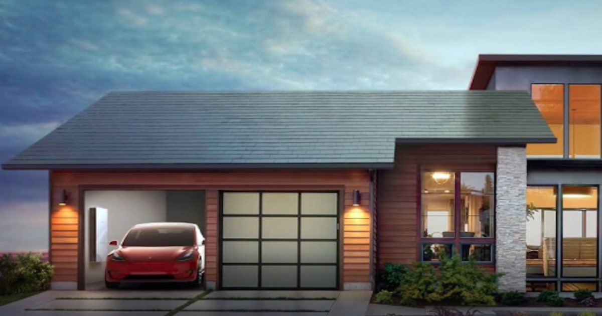 Tesla Has Finally Began Production On Their Solar Roof Panels