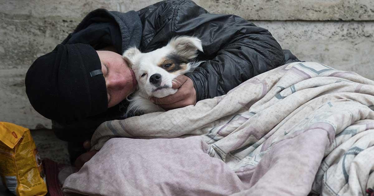 giving the homeless homes