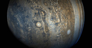 NASA's Juno Probe Captured These Never-Before-Seen Images of Jupiter